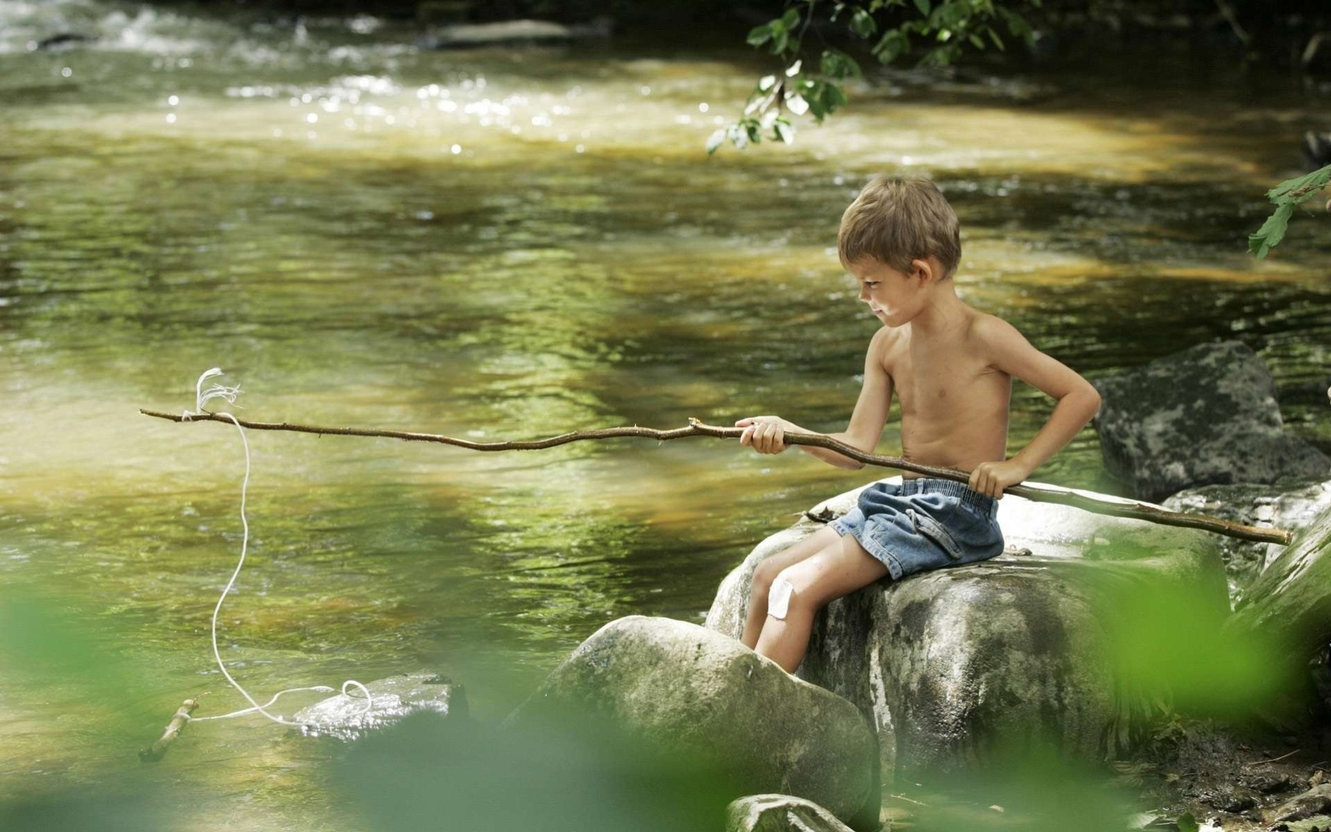 рыбалка как реабилитация