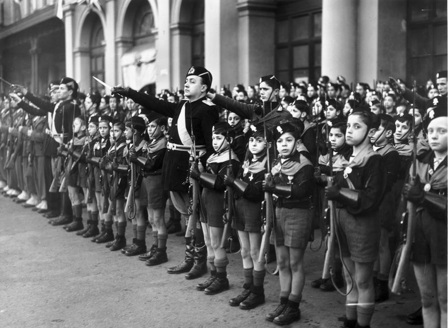 italy in world war ii essay