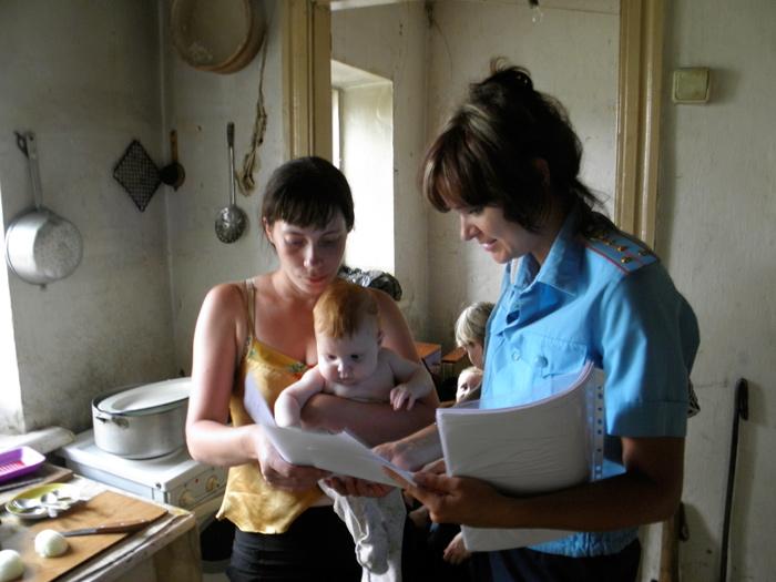 как органы опеки проверяют жилищные условия