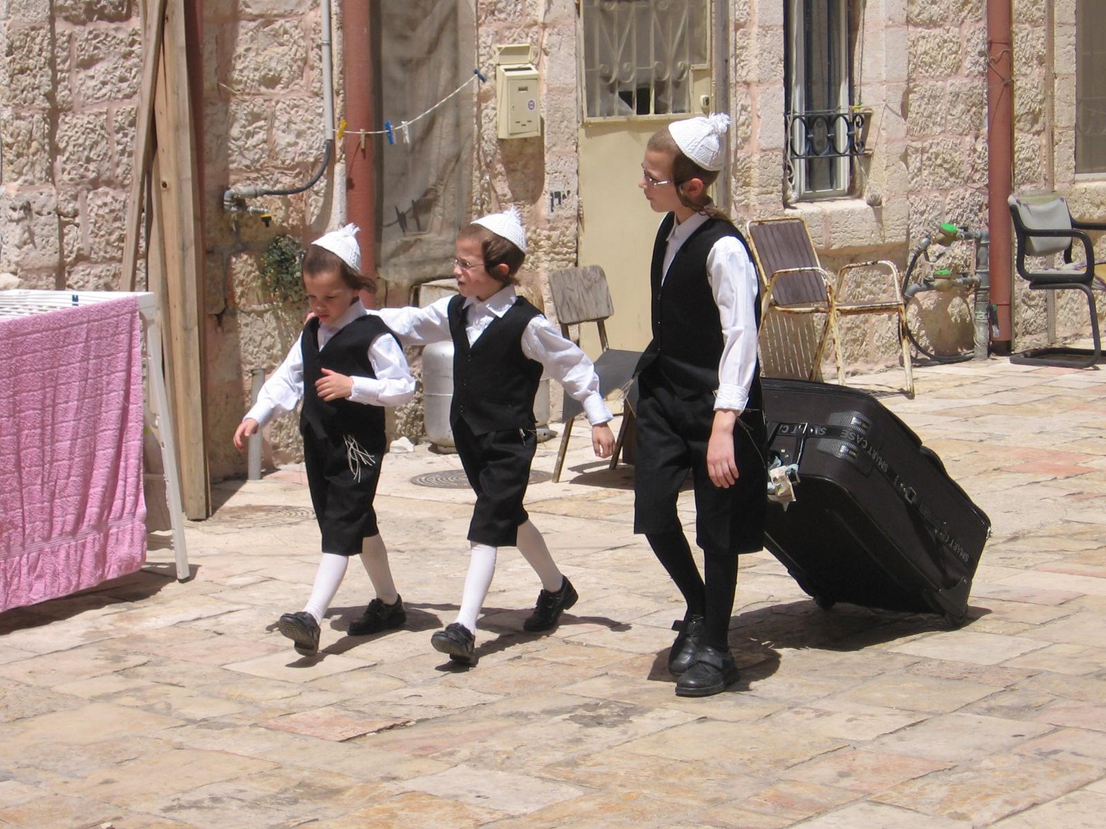 Евреи нудисты