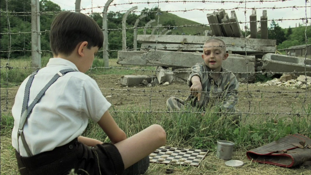 boy in the striped pajamas bruno point of view The boy in the striped pajamas movie reviews consequences of war from an unusual point of view as a young german boy bruno.