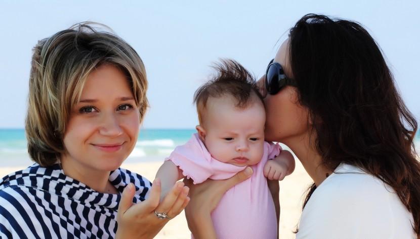 девушка лесбиянка хочет родить ребёнка от гея