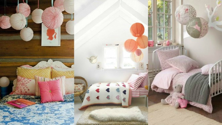 6 идей освещения детской комнаты